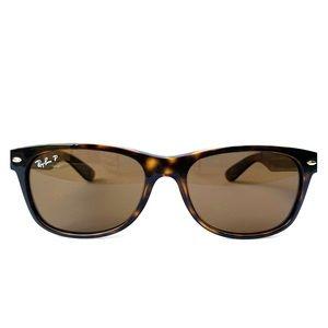 RAY-BAN New Wayfarer Classic Polarized Sunglasses